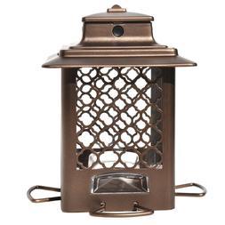 Stokes Select Bird Feeder-  Metal Hopper Bird Feeder