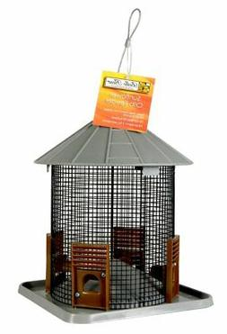 Belle Fleur 50171 Sunflower Crib Feeder, Gray