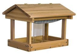 Stovall Cedar Pavilion Birdfeeder