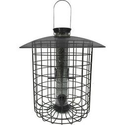 Droll Yankees 15 in. Sunflower Squirrel-Proof Domed Cage Bir