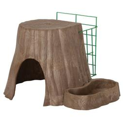 Kaytee Tree of Life 3-in-1 Pet Habitat Accessory, Large