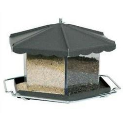 Triple Bin Party Feeder Bronze