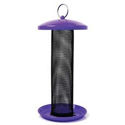 Perky-Pet TSS00348 Shorty Sunflower Wild Bird Feeder, Purple