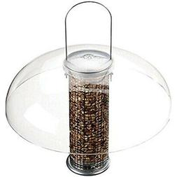 Tube Top Bird Feeder Dome