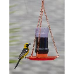 Unique Oriole Grape Jelly Wild Jar Hummingbird Feeders For O