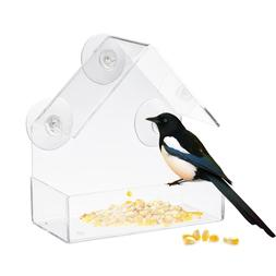 Window <font><b>Bird</b></font> <font><b>Feeder</b></font> w