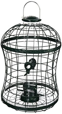 WoodLink WLTUBE10 Caged Seed Tube Feeder
