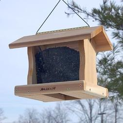 Woodlink Professional Series Premier Cedar Bird Feeder