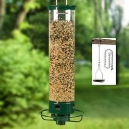 DROLL YANKEES YF YANKEE FLIPPER SQUIRREL PROOF BIRDFEEDER +